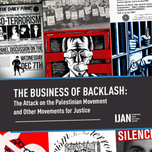 The Business of Backlash: The Attack on the Palestinian Movement and Other Movements for Social Justice
