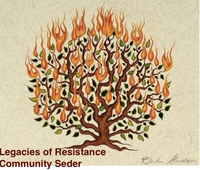 Join IJAN Bay Area in Oakland for our Liberation Seder