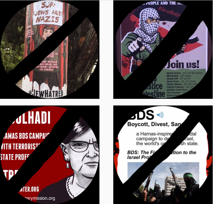 Stop Racist Attacks on Palestinian Faculty, Students & Their Allies