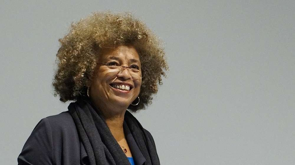 IJAN Stands with Angela Davis